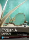 Image for English A - literature