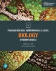 Image for Edexcel international A level biology. : Student book