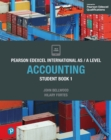 Image for Edexcel international AS/A level accounting. : Student book 1