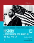 Image for History.: civil rights in the USA, 1945-74. (Student book)