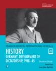 Image for Edexcel international GCSE (9-1) history.: Germany 1918-45. (Student book)