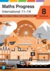 Image for Maths progress internationalYear 8,: Workbook
