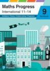 Image for Maths progress internationalYear 9,: Workbook