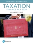 Image for Taxation  : Finance Act 2020