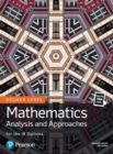 Image for Mathematics Analysis and Approaches for the IB Diploma Higher Level