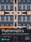 Image for Mathematics Applications and Interpretation for the IB Diploma Higher Level