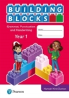 Image for iPrimary Building Blocks: Spelling, Punctuation, Grammar and Handwriting Year 1