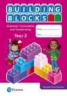 Image for iPrimary Building Blocks: Spelling, Punctuation, Grammar and Handwriting Year 3
