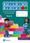 Image for iPrimary Building Blocks: Spelling, Punctuation, Grammar and Handwriting Year 5