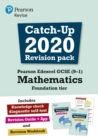 Image for Pearson Edexcel GCSE (9-1) mathematicsFoundation tier,: Catch-up 2020 revision pack