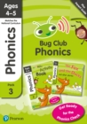 Image for Phonics - Learn at Home Pack 3 (Bug Club), Phonics Sets 7-9 for ages 4-5 (Six stories + Parent Guide + Activity Book)
