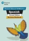 Image for Pearson Edexcel GCSE (9-1) Spanish Revision Workbook Second Edition : for 2022 exams and beyond