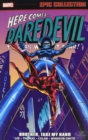 Image for Daredevil epic collection  : brother, take my hand