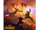 Image for Marvel's Avengers  : infinity war - the art of the movie