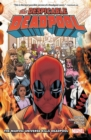 Image for The Marvel Universe kills Deadpool