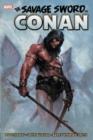 Image for The savage sword of Conan  : the original Marvel years omnibusVol. 1