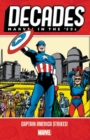 Image for Captain America strikes