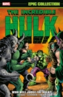 Image for Who will judge the Hulk?