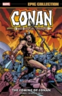Image for Conan the Barbarian  : the original marvel years - the complete collectionVol. 1