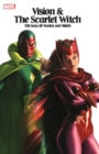 Image for Vision & the scarlet witch  : the saga of Wanda and Vision