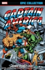 Image for Captain America epic collection  : dawn's early light