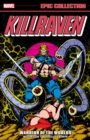 Image for Killraven epic collection  : warrior of the worlds