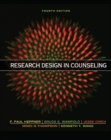 Image for Research Design in Counseling