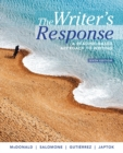 Image for The writer's response  : a reading-based approach to writing