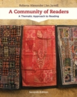 Image for A Community of Readers : A Thematic Approach to Reading