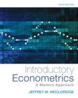 Image for Introductory econometrics  : a modern approach