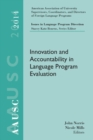 Image for Innovation and accountability in language program evaluation