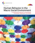 Image for Human behavior in the macro social environment