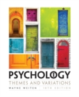 Image for Psychology  : themes and variations
