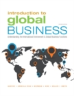 Image for Introduction to global business  : understanding the international environment and global business functions