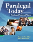 Image for Paralegal today  : the legal team at work