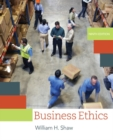 Image for Business ethics  : a textbook with cases
