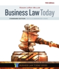 Image for Business law today  : text and summarized cases