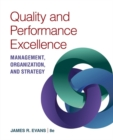 Image for Quality and performance excellence
