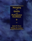 Image for Managing for quality and performance