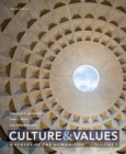 Image for Culture and Values : A Survey of the Humanities, Volume I