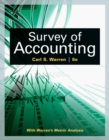 Image for Survey of accounting