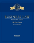 Image for Business law  : text & cases - the first course