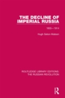 Image for The decline of Imperial Russia: 1855-1914 : 12