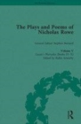 Image for The plays and poems of Nicholas RoweVolume V,: Lucan's pharsalia (books IV-X)