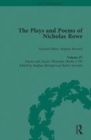 Image for The plays and poems of Nicholas RoweVolume IV,: Poems and Lucan's Pharsalia (books I-III)