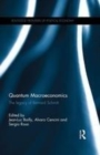 Image for Quantum macroeconomics  : the legacy of Bernard Schmitt
