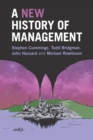 Image for A new history of management