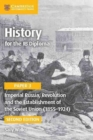 Image for History for the IB DiplomaPaper 3,: Imperial Russia, revolution and the establishment of the Soviet Union (1855-1924)