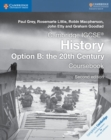 Image for Cambridge IGCSE History Option B  : the 20th century coursebook