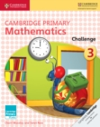 Image for Cambridge Primary Mathematics Challenge 3